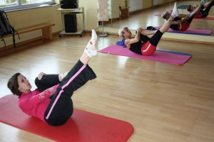 13. Pilates