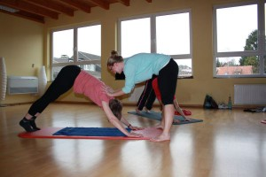 17. Fitness Yoga