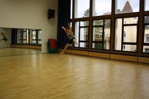 17. Tim zeigt viel Koennen beim Contemporary Dance