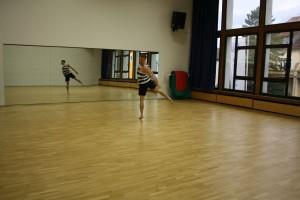 18. Tim zeigt viel Koennen beim Contemporary Dance