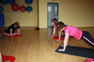 19. Fitness Yoga