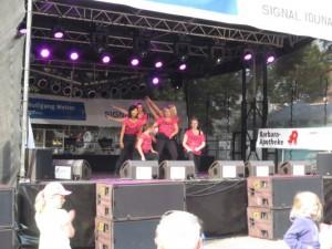 3. Auftritt beim City Fest 2014