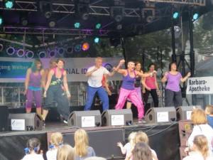 6. Auftritt beim City Fest 2014