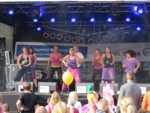 7. Auftritt beim City Fest 2014