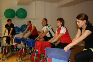 7. Indoor Cycling