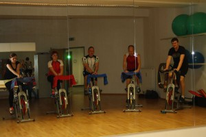 8. Indoor Cycling